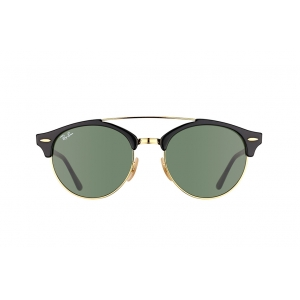 Очки Ray Ban Clubround Double Bridge RB 4346 901