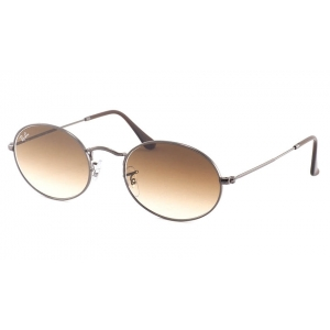 Очки Ray Ban Oval Flat Lenses RB 3547N 004/51
