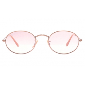 Очки Ray Ban Oval Flat Lenses RB 3547N 9131/0X
