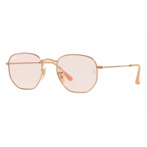 Очки Ray Ban Hexagonal Evolve Flat Lenses RB 3548N 9131/0X