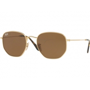 Очки Ray Ban Hexagonal Flat Lenses RB 3548N 001/57