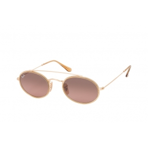 Очки Ray Ban Oval Double Bridge RB 3847N 9124/43