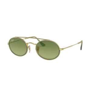 Очки Ray Ban Oval Double Bridge RB 3847N 9122/4M
