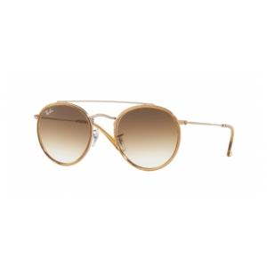 Очки Ray Ban Round Double Bridge RB 3647N 9070/51