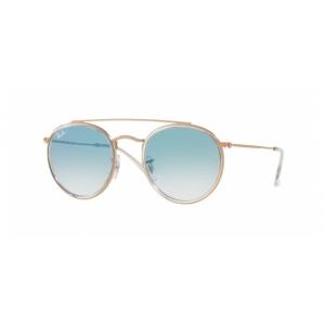 Очки Ray Ban Round Double Bridge RB 3647N 9068/3F